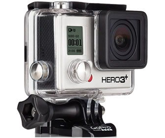 GoPro Black Edition kamera
